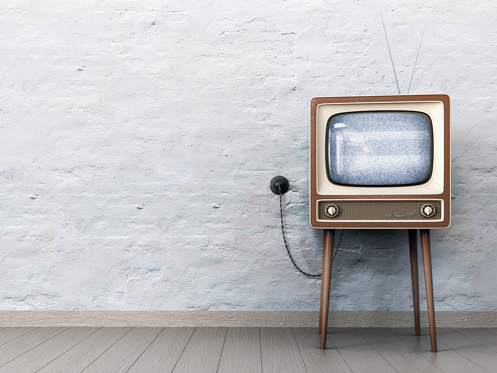 Old TV To Recycle