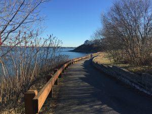 Quincy, MA Walking Trail