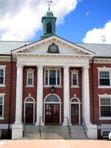 Braintree, MA town hall